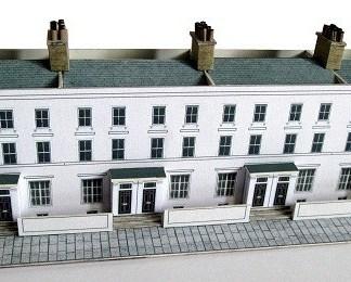 Georgian Terraced kit build