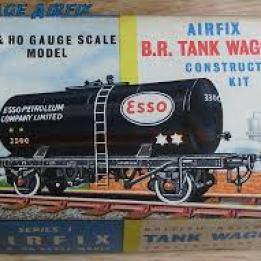 airfix esso tanker kit