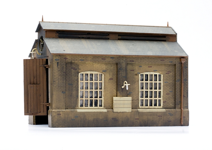 Dapol engine shed kit - classic collect models