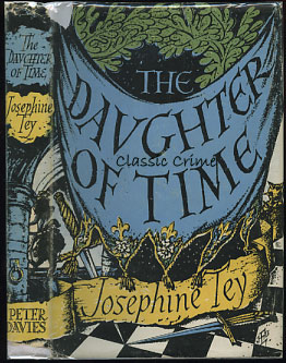 The Daughter of Time book cover - Josephine Tey