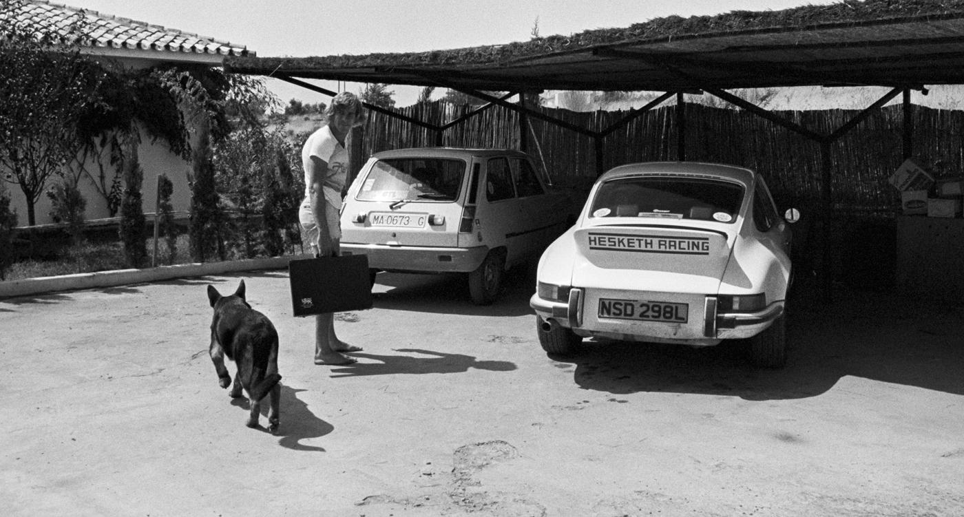 Off Track Antics James Hunts Road Cars Classic Driver