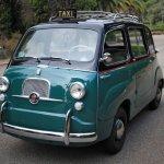 1962 Fiat Multipla 600d Taxi Classic Driver Market