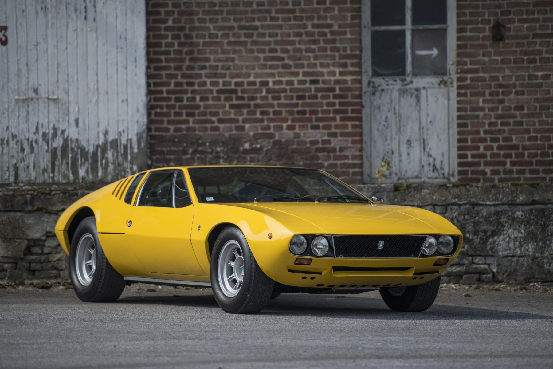 1970 De Tomaso Mangusta Classic Driver Market