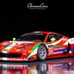 2016 Ferrari 458 Gt3 Classic Driver Market