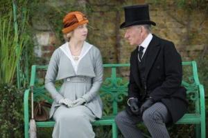 2015 Mr Holmes Ian McKellen and Laura Linney