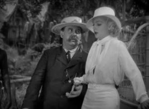 White Woman 1933 Charles Laughton and Carole Lombard