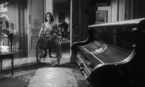 Scream of Fear 1961 Susan Straberg and the piano