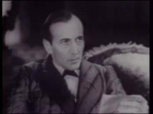 1937 Murder at the Baskervilles Arthur Wontner 1