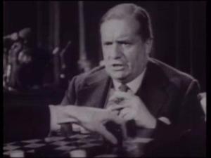 1937 Murder at the Baskervilles John Turnbull as Lestrade