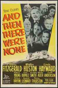 1945 And Then There Were None