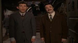 1997 Mouse Hunt Nathan Lane and Lee Evans 1