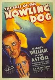 case of the howling dog warren william