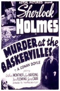 murder at the baskervilles