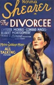 1930 The Divorcee