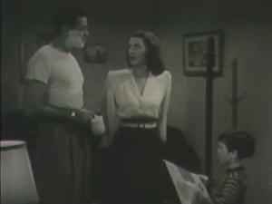 1946 Inside Job Ann Rutherford and Alan Curtis 3