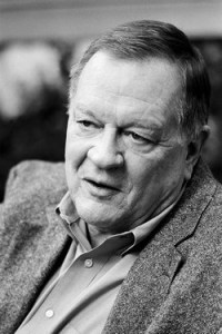 Portrait of Richard Schickel