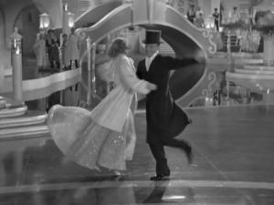 1935 Top Hat Fred Astaire and Ginger Rogers 7