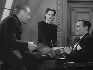 Background to Danger (1943) with George Raft and Peter Lorre ...