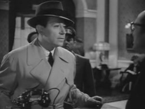 1943 Background to Danger George Raft