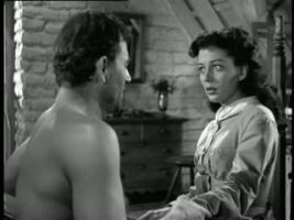 1947 Angel and the Badman John Wayne and Gail Russell