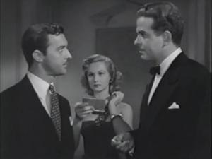 1949 Flaxy Martin with Virginia Mayo Zachary Scott and Douglas Kennedy