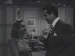 1949 Flaxy Martin with Virginia Mayo and Douglas Kennedy