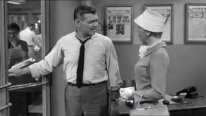 1958 Teacher's Pet Doris Day and Clark Gable 2