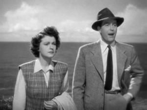 1944 The Uninvited with Raymond Milland and Ruth Hussey