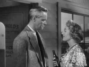 1949 Flamingo Road David Brian and Joan Crawford