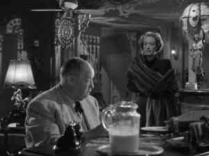 1949 Flamingo Road Sydney Greenstreet and Joan Crawford