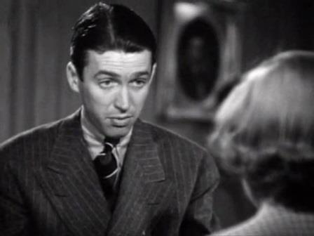 1938 You Can't Take It With You Jimmy Stewart Jean Arthur