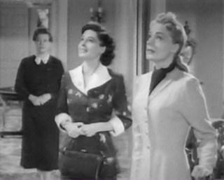 1952 Lady Possessed June Havoc Pamela Mason