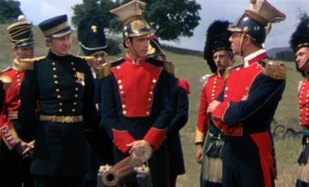 1954 Charge of the Lancers Jen-Pierre Aumont Richard Wyler