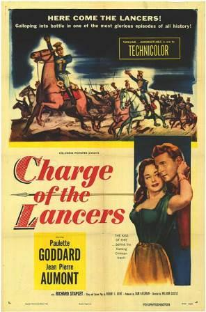 1954 charge of the lancers