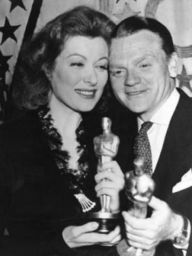 james cagney greer garson oscars