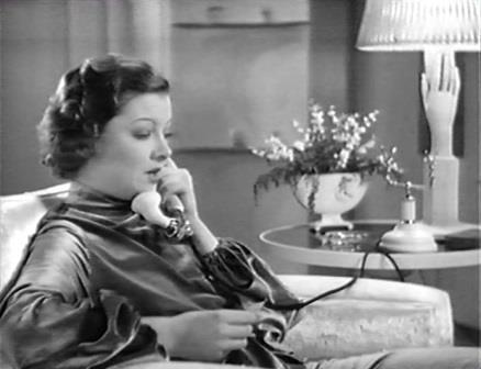 1933 Topaze Myrna Loy
