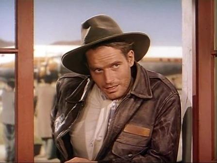 1954 Secret of the Incas Charlton Heston