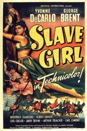 1947 Slave Girl