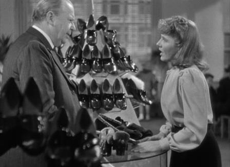 1941 Devil And Miss Jones Charles Coburn Jean Arthur