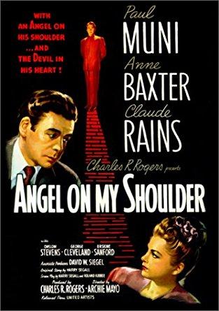 1946 angel on my shoulder