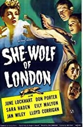 1946 she wolf of london