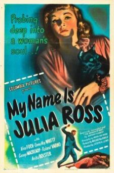 1945 My Name is Julie Ross