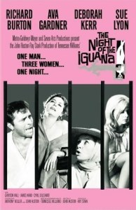 1964 the night of the iguana