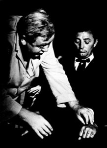 mitchum and laughton night of the hunter