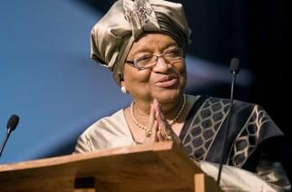 Johnson Sirleaf - Former Liberian President