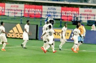 Ghana Beat World Cup-Bound Japan 2-0 In Friendly