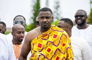 Photos From John Dumelo Engagement Ceremony