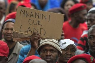 South Africans' Anger Over Land Set To Explode