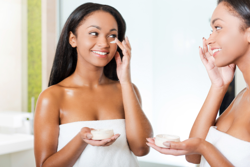 Best Face Moisturizer For Black Skin
