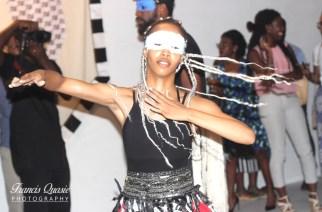 Modern Performance Artist: Elisabeth Efua Sutherland